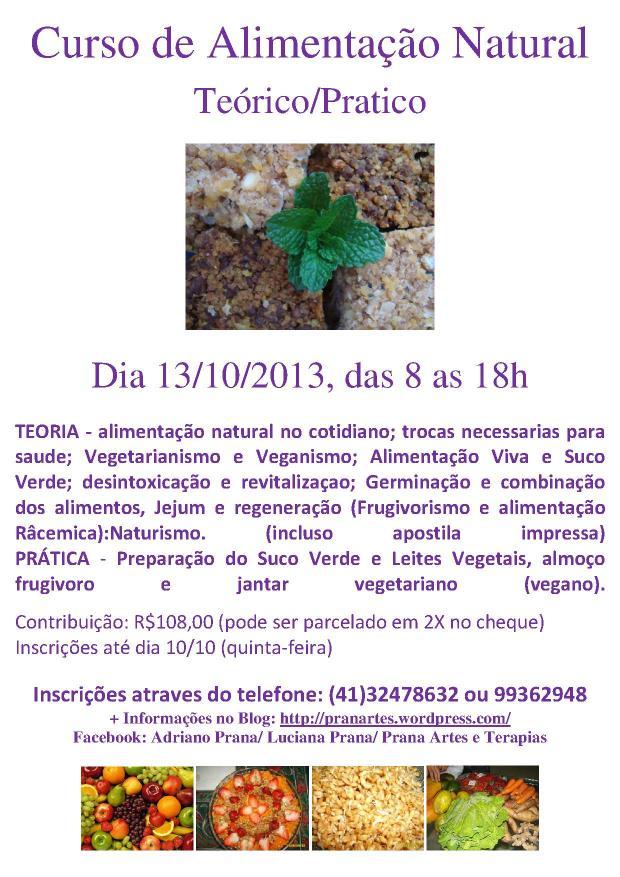 CursoAlimentaçao_OUT2013
